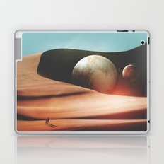 The only moment we were alone Laptop & iPad Skin