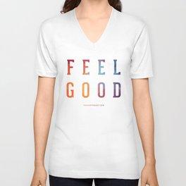 Feel Good Unisex V-Neck