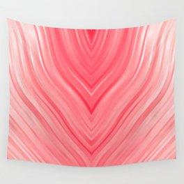 stripes wave pattern 3 dri Wall Tapestry