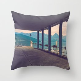 Schifflaendi Buochs Throw Pillow