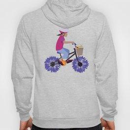 Summer Bike Ride Hoody