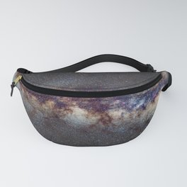 The Milky Way: from Scorpio, Antares and Sagitarius to Scutum and Cygnus Fanny Pack