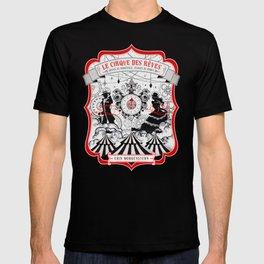The Night Circus - light T-shirt