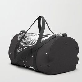 Fly Moon Duffle Bag
