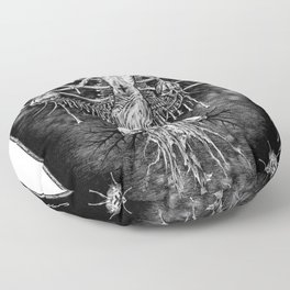 Lord Of The Flies Floor Pillow