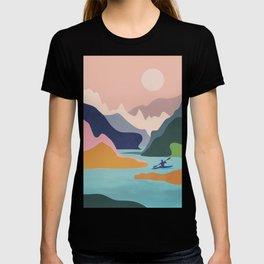 River Canyon Kayaking T-shirt