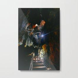 The Cave Pt2 Metal Print