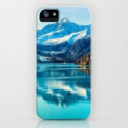 Alaska Glacier bay iPhone Case