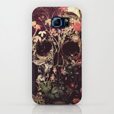 Bloom Skull Galaxy S8 Slim Case