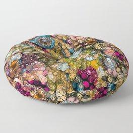 Autumn's Treasure Box Floor Pillow