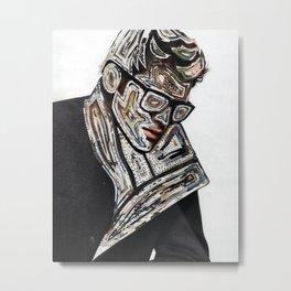 Private Traveler Metal Print