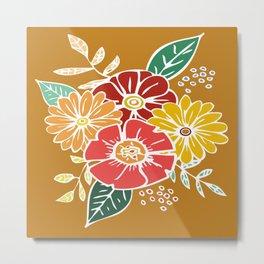 Flower Power #9 Metal Print