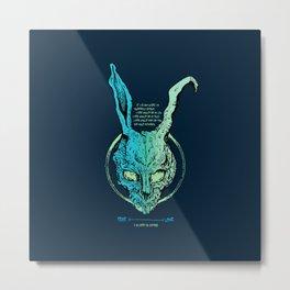 Donnie Darko Lifeline Metal Print