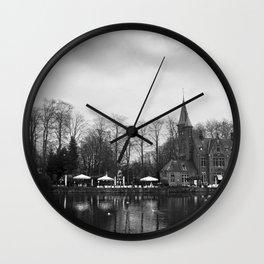 Bruselas Wall Clock
