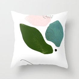We Talk Softly Throw Pillow