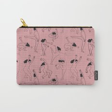 Modern Dancers Carry-All Pouch