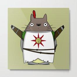 Totoros - Praise the sun Metal Print