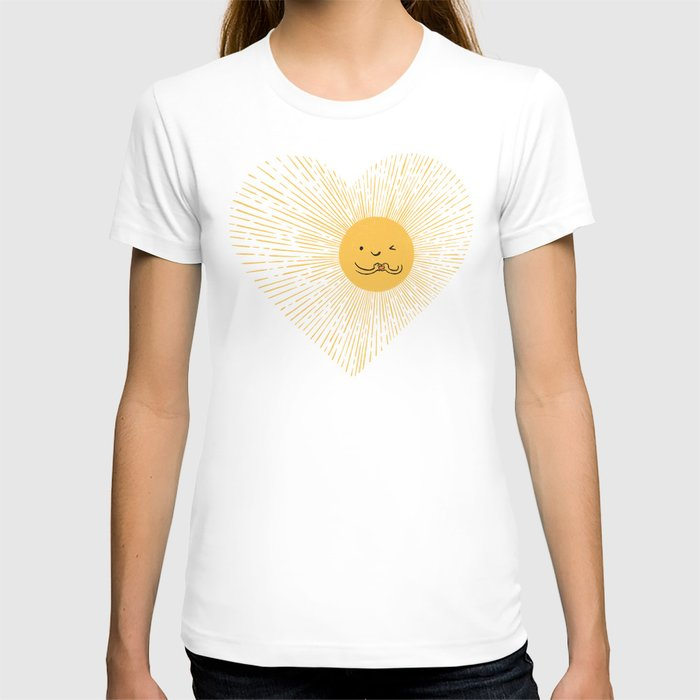 You are the Sunshine of my heart T-shirt