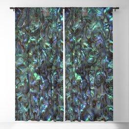 Abalone Shell | Paua Shell | Sea Shells | Patterns in Nature | Natural | Blackout Curtain