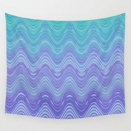 Ocean Waves Wall Tapestry