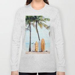 Choose Your Surfboard Long Sleeve T-shirt