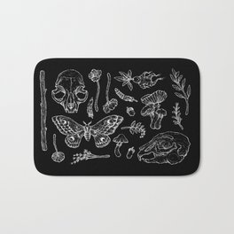 Witchcraft II [Black] Bath Mat