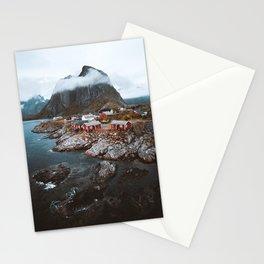 Hamnoy Village Stationery Cards
