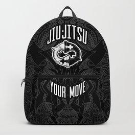 Brazilian Jiu-jitsu Chess Kings Backpack