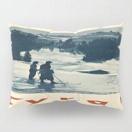 Vintage poster - Tyrol Pillow Sham