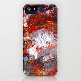 Inferno No. 1 iPhone Case
