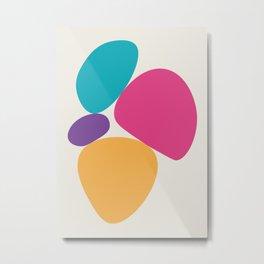 Abstract No.17 Metal Print