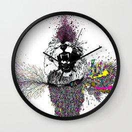 Li-ion Wall Clock