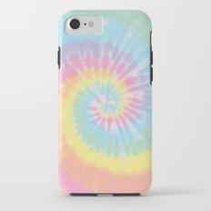 Pastel Tie Dye iPhone 7 Tough Case