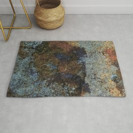"""Dirty wall"" Rug"