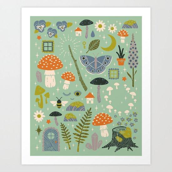 Fairy Garden by camillechew