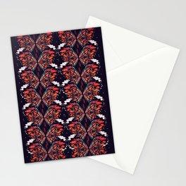 Beautiful Larvae Stationery Cards