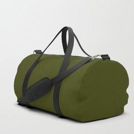Dark olive Duffle Bag