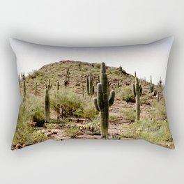 Saguaros Rectangular Pillow