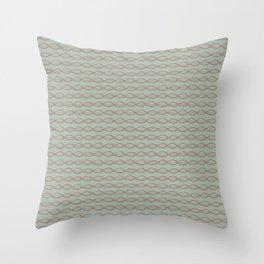 En-Chain Throw Pillow