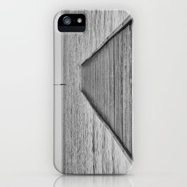Dis a piering iPhone Case
