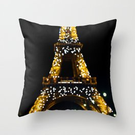 French Impressionism Throw Pillow