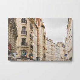 7th arrondissement Metal Print