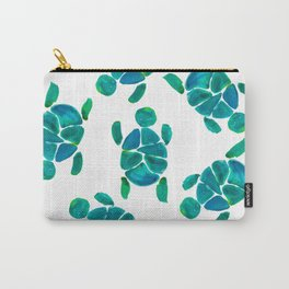 Turtle Pool Party Carry-All Pouch