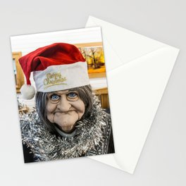 Christmas Grandma Stationery Cards