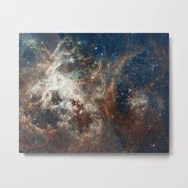 Tarantula Nebula (Caldwell 103) 2 Metal Print