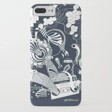 MUSIC iPhone 8 Plus Slim Case