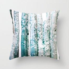 Posidonia Throw Pillow