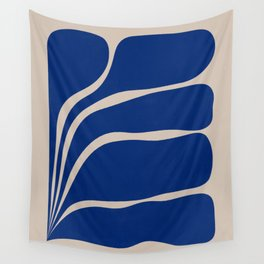 Five Leaf Plant - 1/3 Wall Tapestry