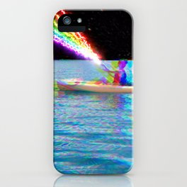 OMG it's pride day iPhone Case
