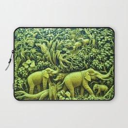 Elephant Kingdom Laptop Sleeve